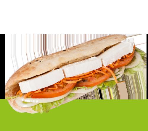 Sandwich Feta